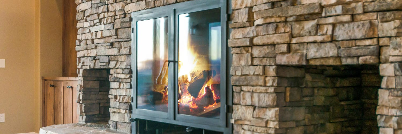 Custom-Home-Fireplace