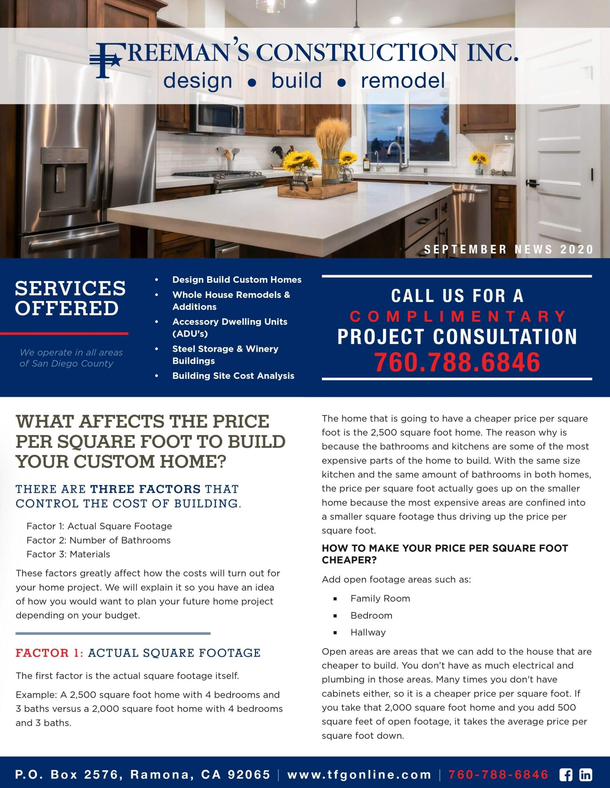what-affects-the-price-per-square-foot-when-building-a-custom-home