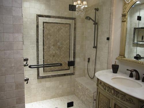 Guest Shower Detail