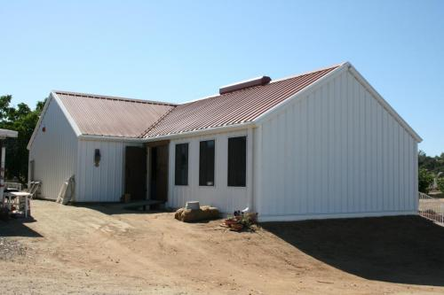 Steel Storage & Winery Buildings