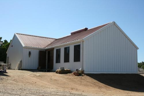 Winery Building
