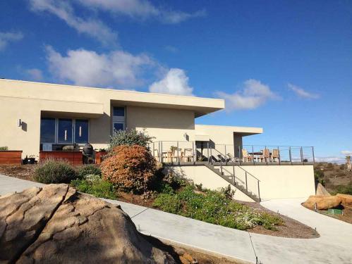 Modern Custom Home & ICF Construction
